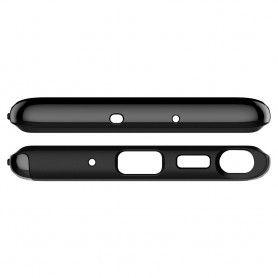 Husa Samsung Galaxy Note 10+ Plus - Spigen Neo Hybrid Midnight Black Spigen - 7