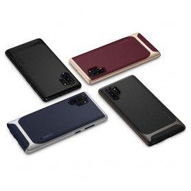Husa Samsung Galaxy Note 10+ Plus - Spigen Neo Hybrid Midnight Black Spigen - 8