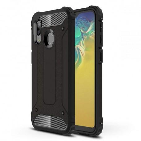 Husa Samsung Galaxy A20e - Tech-protect Xarmor Black la pret imbatabile de 49,00LEI , intra pe PrimeShop.ro.ro si convinge-te singur
