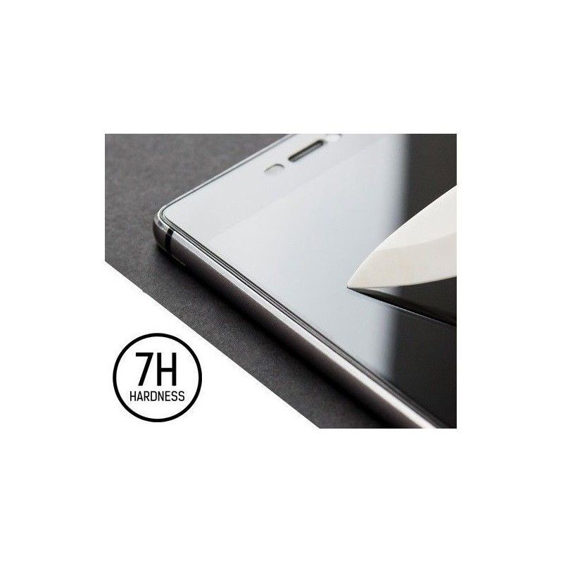 Folie de protectie ecran Huawei Y7 2019- 3mk Flexible Glass - 2
