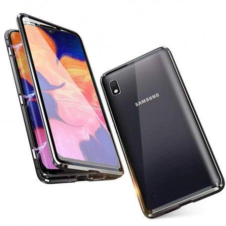 Husa Magnetica 360 cu sticla fata spate, pentru Samsung Galaxy A10 la pret imbatabile de 79,00lei , intra pe PrimeShop.ro.ro si convinge-te singur