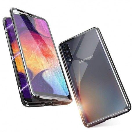 Husa Magnetica 360 cu sticla fata spate, pentru Samsung Galaxy A30s / A50 / A50s la pret imbatabile de 79,90lei , intra pe PrimeShop.ro.ro si convinge-te singur