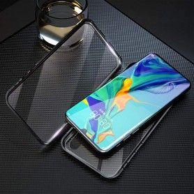 Husa Magnetica 360 cu sticla fata spate, pentru Samsung Galaxy A20e  - 4