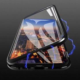 Husa Magnetica 360 cu sticla fata spate, pentru Samsung Galaxy A20e  - 5
