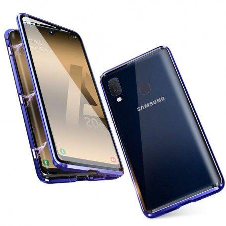 Husa Magnetica 360 cu sticla fata spate, pentru Samsung Galaxy A20e la pret imbatabile de 79,90lei , intra pe PrimeShop.ro.ro si convinge-te singur