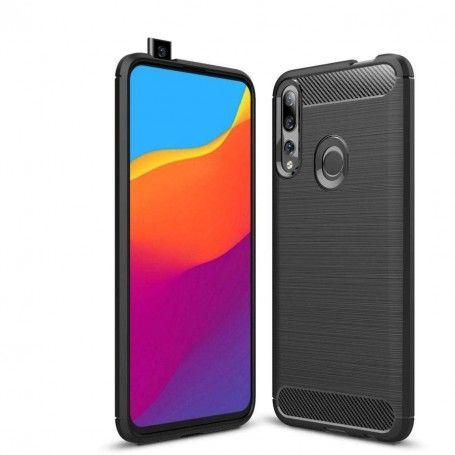 Husa Huawei P Smart Z / Y9 Prime (2019) - Tpu Carbon Black la pret imbatabile de 44,00LEI , intra pe PrimeShop.ro.ro si convinge-te singur