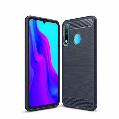 Husa Tpu Carbon pentru Huawei P30 Lite, Midnight Blue la pret imbatabile de 40,00LEI , intra pe PrimeShop.ro.ro si convinge-te singur