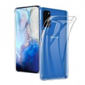 Husa UltraSlim Gel Tpu Transparent pentru Samsung Galaxy S20  - 1