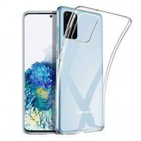 Husa UltraSlim Gel Tpu Transparent pentru Samsung Galaxy S20+ Plus  - 1