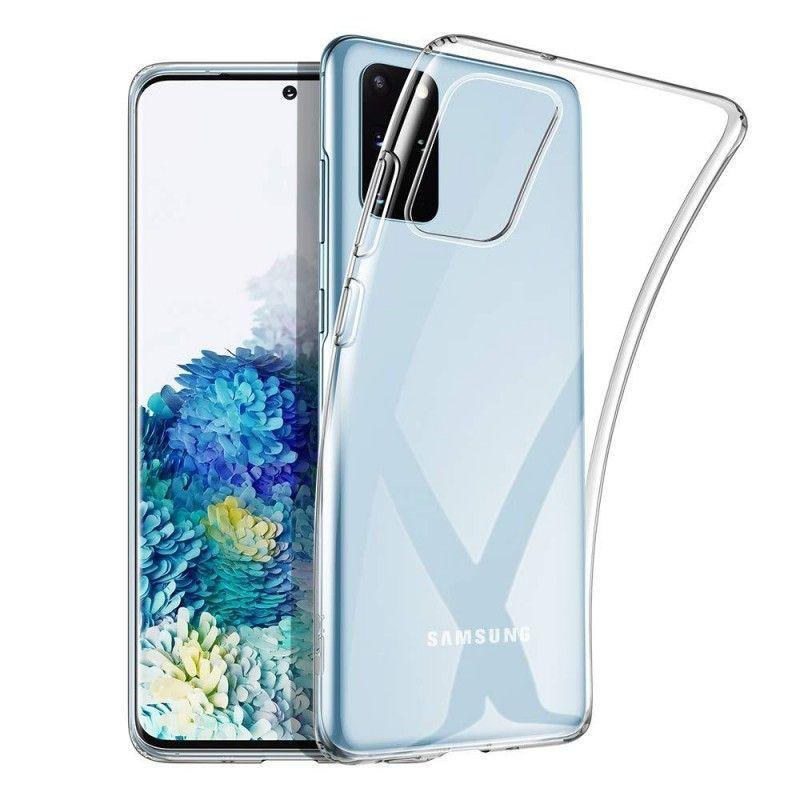 Husa UltraSlim Gel Tpu Transparent pentru Samsung Galaxy S20+ Plus