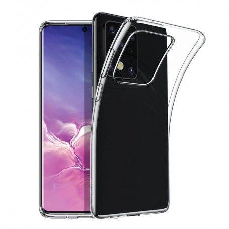 Husa UltraSlim Gel Tpu Transparent pentru Samsung Galaxy S20 Ultra la pret imbatabile de 38,00LEI , intra pe PrimeShop.ro.ro si convinge-te singur