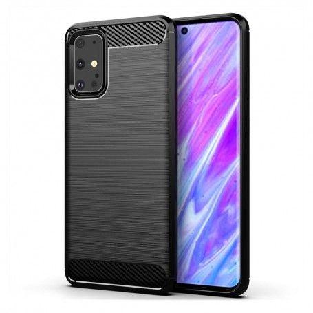 Husa Tpu Carbon pentru Samsung Galaxy S20+ Plus, Neagra la pret imbatabile de 41,00LEI , intra pe PrimeShop.ro.ro si convinge-te singur