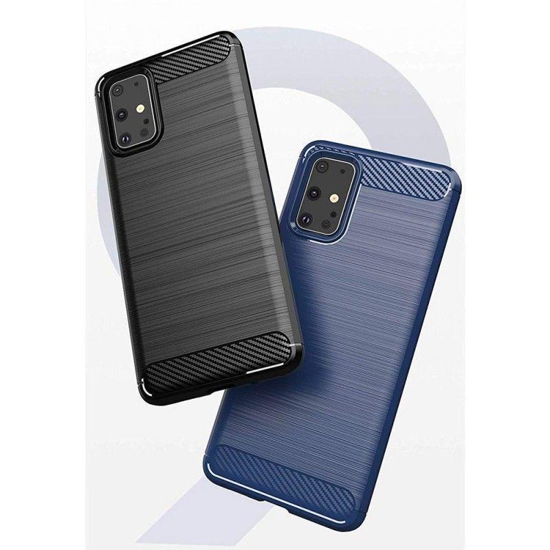 Husa Tpu Carbon pentru Samsung Galaxy A71, Neagra - 2