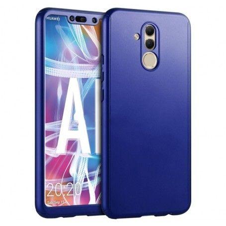 Husa 360 Protectie Totala Fata Spate pentru Huawei Mate 20 Lite , Dark Blue la pret imbatabile de 45,00lei , intra pe PrimeShop.ro.ro si convinge-te singur