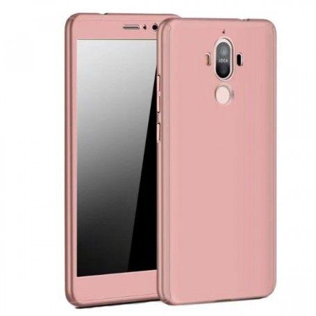 Husa 360 Protectie Totala Fata Spate pentru Huawei Mate 20 Lite , Rose Gold la pret imbatabile de 45,00lei , intra pe PrimeShop.ro.ro si convinge-te singur