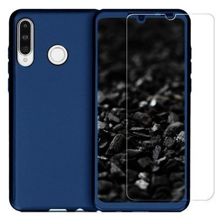 Husa 360 Protectie Totala Fata Spate pentru Huawei P30 Lite , Dark Blue la pret imbatabile de 45,00LEI , intra pe PrimeShop.ro.ro si convinge-te singur