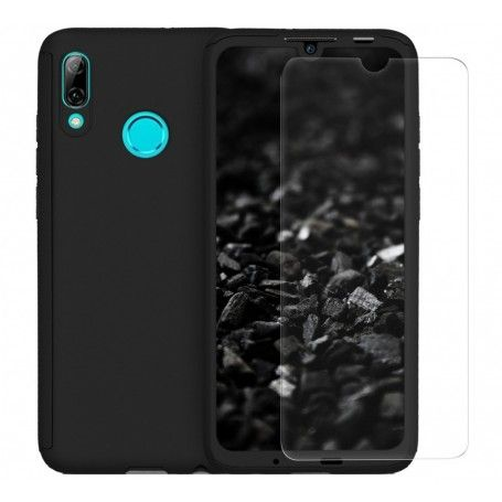 Husa 360 Protectie Totala Fata Spate pentru Huawei P Smart (2019) , Neagra la pret imbatabile de 45,00lei , intra pe PrimeShop.ro.ro si convinge-te singur