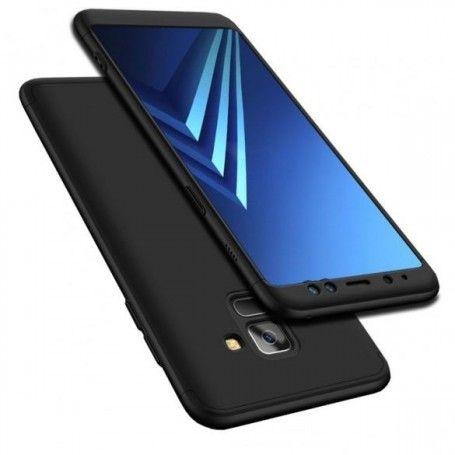 Husa 360 Protectie Totala Fata Spate pentru Samsung Galaxy A8 (2018) , Neagra la pret imbatabile de 38,99lei , intra pe PrimeShop.ro.ro si convinge-te singur