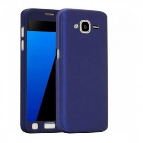 Husa 360 Protectie Totala Fata Spate pentru Samsung Galaxy J5 (2017) J530, Albastra la pret imbatabile de 49,00LEI , intra pe PrimeShop.ro.ro si convinge-te singur