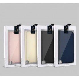 Husa Flip Tip Carte DuxDucis Skin Pro pentru Huawei Mate 20 Lite , Gri DuxDucis - 6