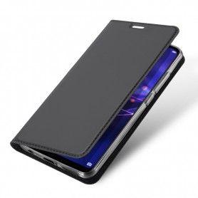 Husa Flip Tip Carte DuxDucis Skin Pro pentru Huawei Mate 20 Lite , Gri DuxDucis - 1
