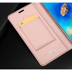 Husa Flip Tip Carte DuxDucis Skin Pro pentru Huawei Mate 20 Pro , Gri DuxDucis - 4
