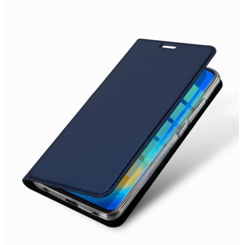 Husa Flip Tip Carte DuxDucis Skin Pro pentru Huawei Mate 20 Pro , Midnight Blue DuxDucis - 1