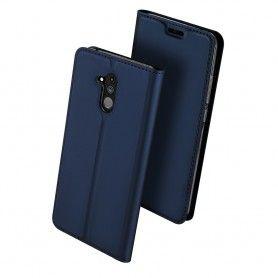 Husa Flip Tip Carte DuxDucis Skin Pro pentru Huawei Mate 20 Lite , Midnight Blue DuxDucis - 2