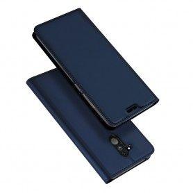 Husa Flip Tip Carte DuxDucis Skin Pro pentru Huawei Mate 20 Lite , Midnight Blue DuxDucis - 3