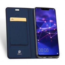 Husa Flip Tip Carte DuxDucis Skin Pro pentru Huawei Mate 20 Lite , Midnight Blue DuxDucis - 4
