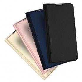 Husa Flip Tip Carte DuxDucis Skin Pro pentru Samsung Galaxy S10 , Neagra DuxDucis - 6