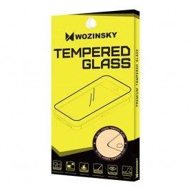 Folie Sticla Securizata pentru Samsung Galaxy A70, Case Friendly, Neagra  - 5