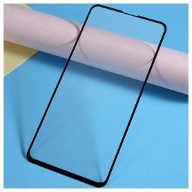 Folie Protectie Ecran pentru Samsung Galaxy S10e , Sticla securizata, Negru  - 1