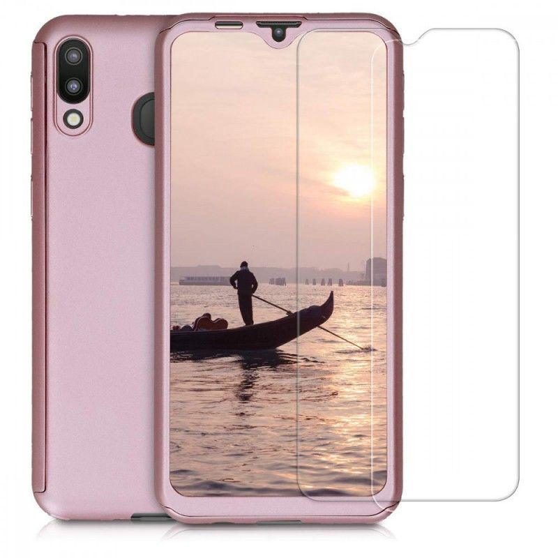 Husa 360 Protectie Totala Fata Spate pentru Samsung Galaxy A20e  - 4