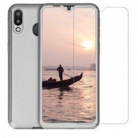 Husa 360 Protectie Totala Fata Spate pentru Samsung Galaxy A30  - 3