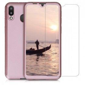 Husa 360 Protectie Totala Fata Spate pentru Samsung Galaxy A30  - 4