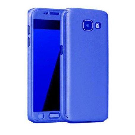 Husa 360 Protectie Totala Fata Spate pentru Samsung Galaxy A5 (2017) / A520, Dark Blue la pret imbatabile de 39,00lei , intra pe PrimeShop.ro.ro si convinge-te singur