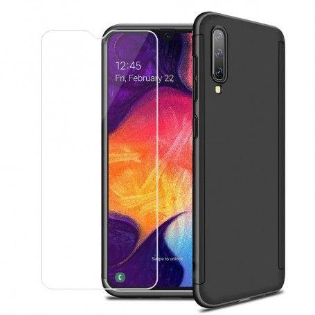 Husa 360 Protectie Totala Fata Spate pentru Samsung Galaxy A30s / A50 / A50s , Neagra la pret imbatabile de 39,00LEI , intra pe PrimeShop.ro.ro si convinge-te singur