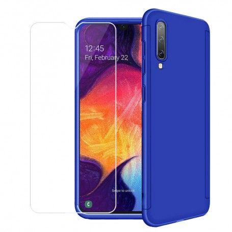 Husa 360 Protectie Totala Fata Spate pentru Samsung Galaxy A70 , Dark Blue la pret imbatabile de 45,00lei , intra pe PrimeShop.ro.ro si convinge-te singur