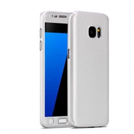 Husa 360 Protectie Totala Fata Spate pentru Samsung Galaxy J3 (2016) J310 , Argintie la pret imbatabile de 39,00LEI , intra pe PrimeShop.ro.ro si convinge-te singur
