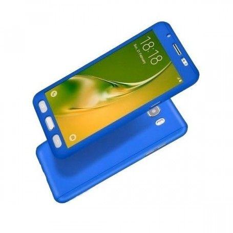 Husa 360 Protectie Totala Fata Spate pentru Samsung Galaxy J5 (2016) J510 , Dark Blue la pret imbatabile de 39,90lei , intra pe PrimeShop.ro.ro si convinge-te singur
