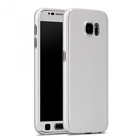 Husa 360 Protectie Totala Fata Spate pentru Samsung Galaxy J5 (2016) J510 , Argintie la pret imbatabile de 45,00lei , intra pe PrimeShop.ro.ro si convinge-te singur