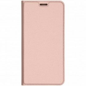 Husa Flip Tip Carte DuxDucis Skin Pro pentru Samsung S20 Ultra, Rose Gold DuxDucis - 1