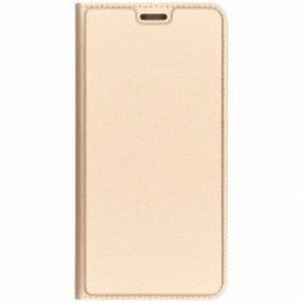 Husa Flip Tip Carte DuxDucis Skin Pro pentru Samsung S20+ Plus, Aurie DuxDucis - 1
