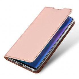 Husa Flip Tip Carte DuxDucis Skin Pro pentru Huawei P30 Lite, Rose Gold DuxDucis - 5