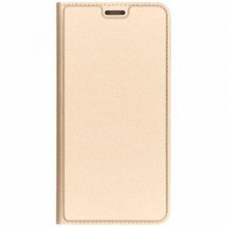 Husa Flip Tip Carte DuxDucis Skin Pro pentru Huawei P30 Lite, Aurie la pret imbatabile de 47,99lei , intra pe PrimeShop.ro.ro si convinge-te singur