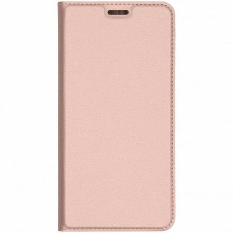 Husa Flip Tip Carte DuxDucis Skin Pro pentru Huawei Y7 (2019) , Rose Gold la pret imbatabile de 57,90lei , intra pe PrimeShop.ro.ro si convinge-te singur