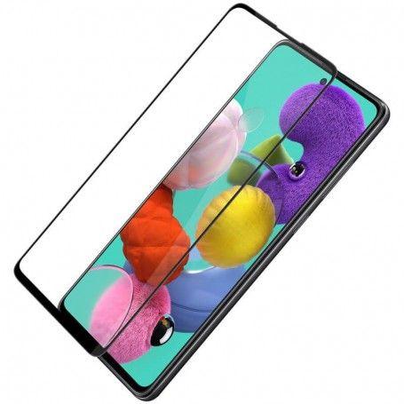 Folie Sticla Securizata pentru Samsung Galaxy A71, Case Friendly, Neagra la pret imbatabile de 34,00LEI , intra pe PrimeShop.ro.ro si convinge-te singur