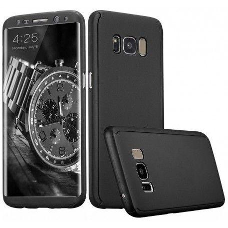 Husa 360 Protectie Totala Fata Spate pentru Samsung Galaxy S8, Neagra la pret imbatabile de 38,99lei , intra pe PrimeShop.ro.ro si convinge-te singur