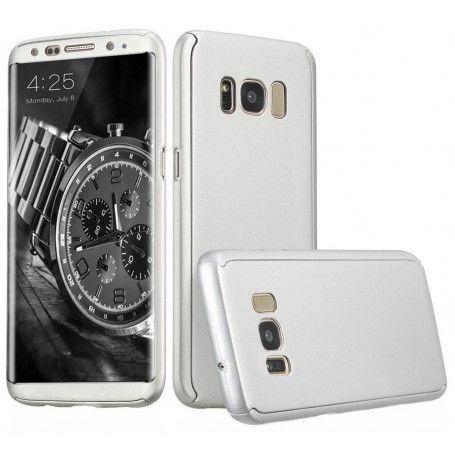 Husa 360 Protectie Totala Fata Spate pentru Samsung Galaxy S8, Argintie la pret imbatabile de 39,00LEI , intra pe PrimeShop.ro.ro si convinge-te singur